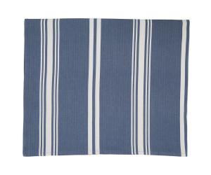 Lexington Tischdecke Striped Tablecloth blau (150x250cm)