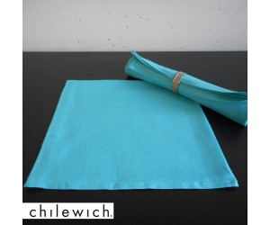 Chilewich Serviette Single turquoise