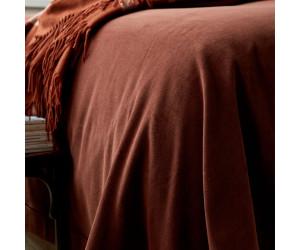 Lexington Samt - Tagesdecke Hotel Velvet Bedspread chestnut