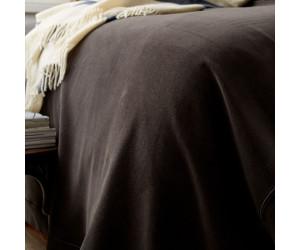 Lexington Samt - Tagesdecke Hotel Velvet Bedspread grau
