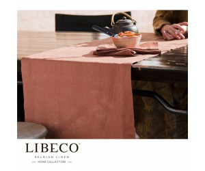 Libeco Läufer Vence old rose