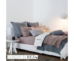 Sunday in Bed Bettwäsche Washed Cotton (6 Farben)