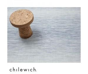 Chilewich Teppich Wave blau