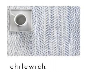 Chilewich Tischset Wave blau