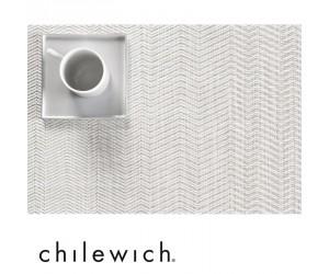 Chilewich Tischset Wave grau