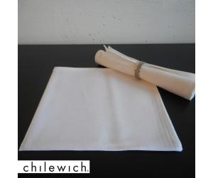 Chilewich Serviette Single weiß