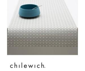 Chilewich Läufer Wicker platinum