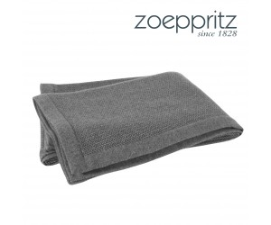 Zoeppritz Plaid Infinity mittelgrau-940