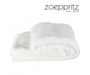 Zoeppritz Felldecke Bliss weiß-010