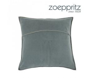 Zoeppritz Dekokissen Soft-Fleece khaki