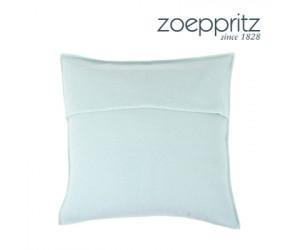 Zoeppritz Dekokissen Soft-Fleece opal