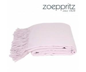 Zoeppritz Plaid Attitude rosa -320 (130 x 200cm)