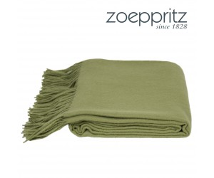 Zoeppritz Plaid Attitude grün -650 (130 x 200cm)
