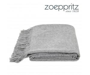 Zoeppritz Plaid Attitude mittelgrau-940