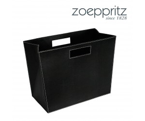 Zoeppritz Magazin Box Ship Shape schwarz
