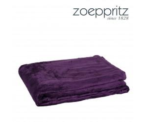 Zoeppritz Plaid Microstar dark mauve-495