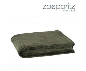 Zoeppritz Plaid Microstar olivgrün-680