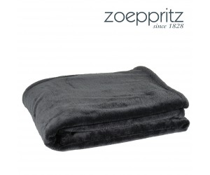 Zoeppritz Plaid Microstar dunkelgrau-970