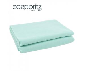 Zoeppritz Plaid Soft-Fleece opal-730
