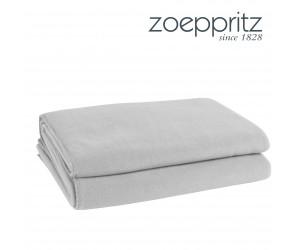 Zoeppritz Plaid Soft-Fleece stone