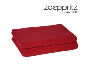 Zoeppritz Soft Fleece Plaid geranium