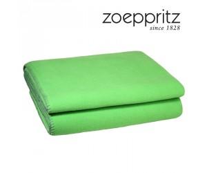 Zoeppritz Plaid Soft-Fleece Neon green