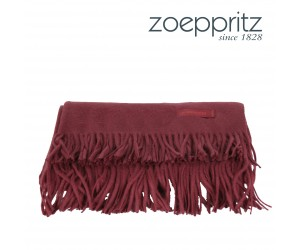 Zoeppritz Cashmere-Plaid Vanity baccara-380