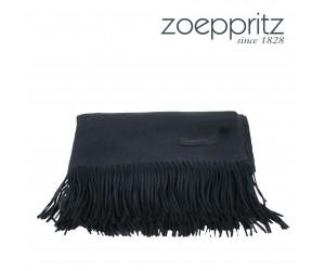Zoeppritz Cashmere-Plaid Vanity navy-590