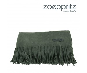 Zoeppritz Cashmere-Plaid Vanity khaki-680