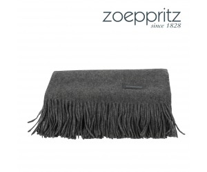 Zoeppritz Cashmere-Plaid Vanity anthrazit-960