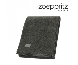 Zoeppritz Plaid Soft-Wool titanium