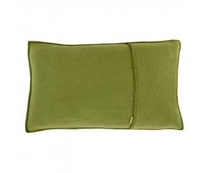 Zoeppritz Dekokissen Soft-Fleece jade (50 x 50 cm)