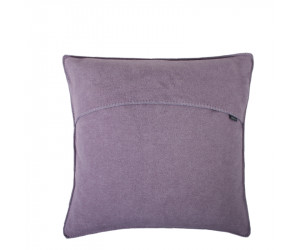 Zoeppritz Dekokissen Soft-Fleece light violet-435