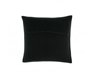 Zoeppritz Dekokissen Soft-Fleece schwarz