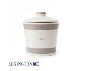 Lexington Zuckerdose beige