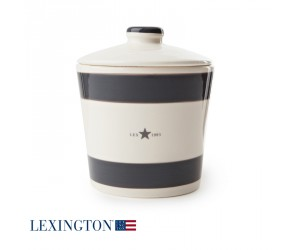 Lexington Zuckerdose grau