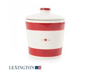 Lexington Zuckerdose rot