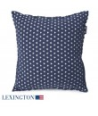Lexington Dekokissen Star dunkelblau