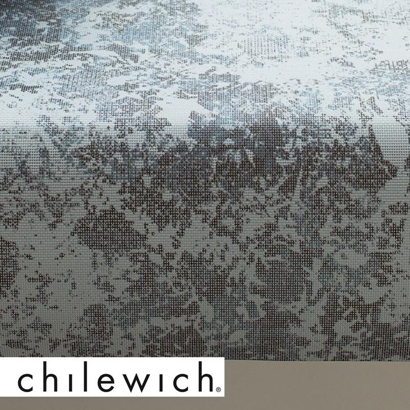 chilewich l ufer faded floral blau. Black Bedroom Furniture Sets. Home Design Ideas