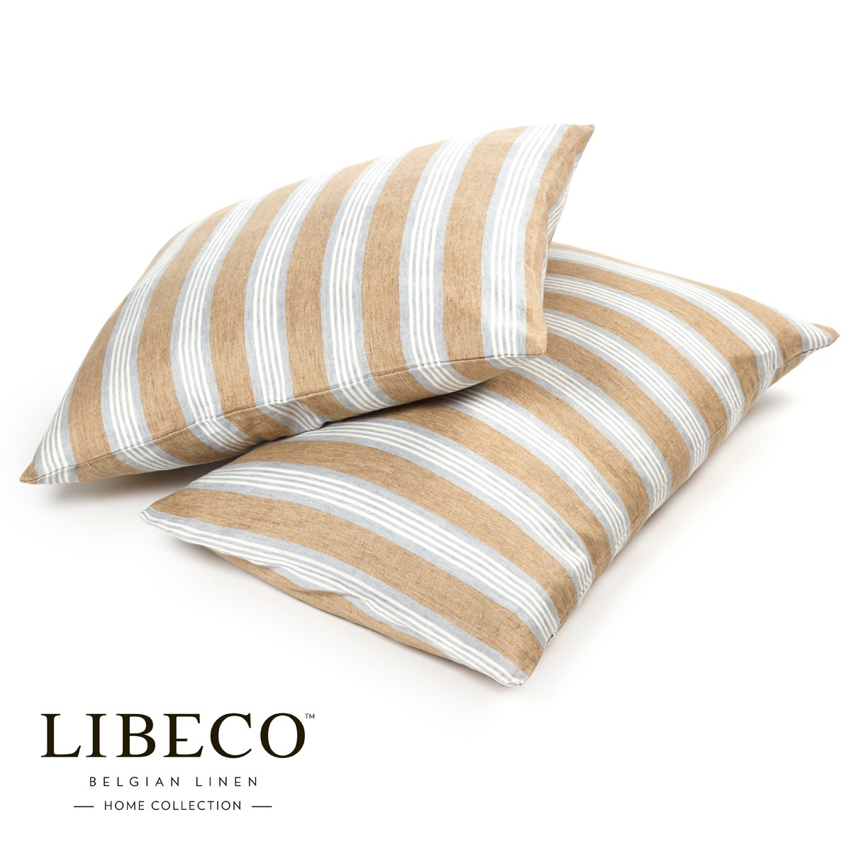 libeco bettw sche vineyard stripe. Black Bedroom Furniture Sets. Home Design Ideas