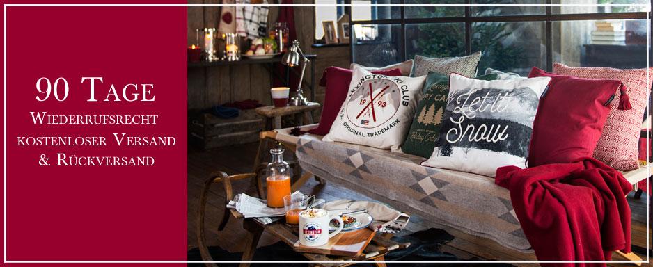 Bettw sche dekoration und wohnaccessoires von home royal for Dekoration und wohnaccessoires